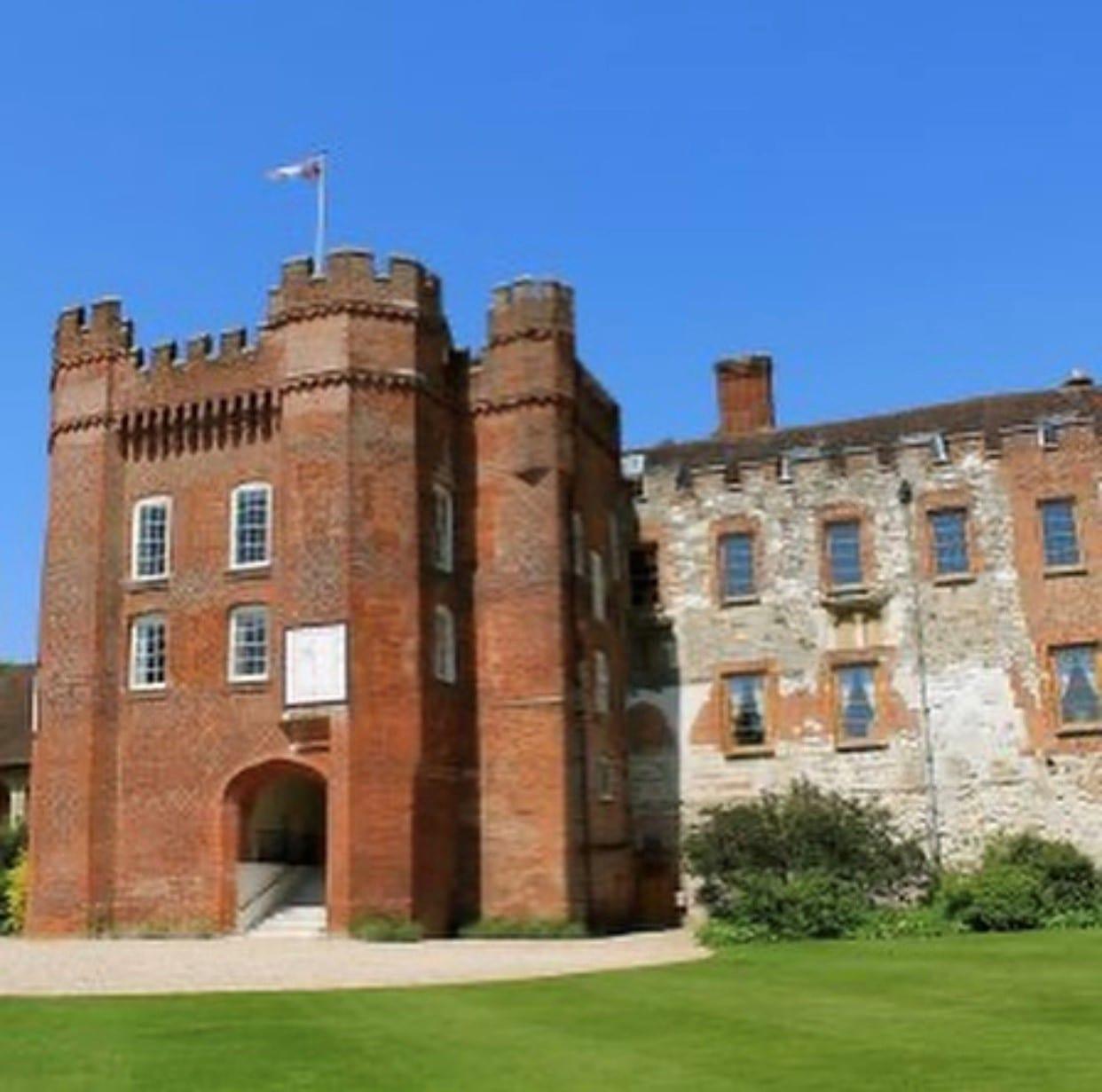 Farnham Castle is a luxury wedding venue in Surrey