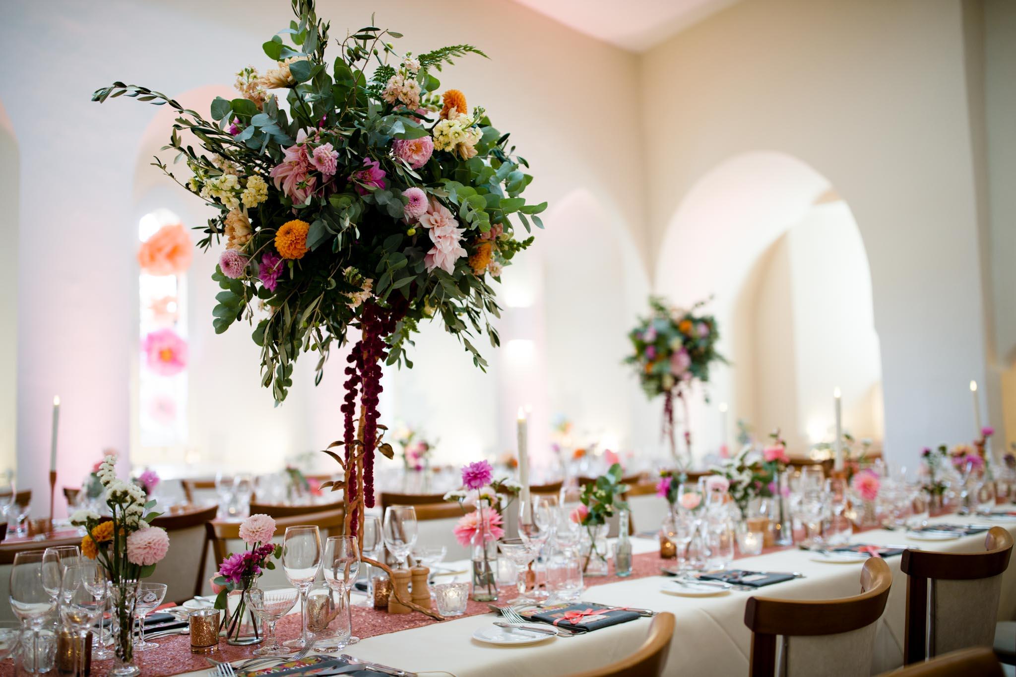 The Lantern Hall Wedding Reception