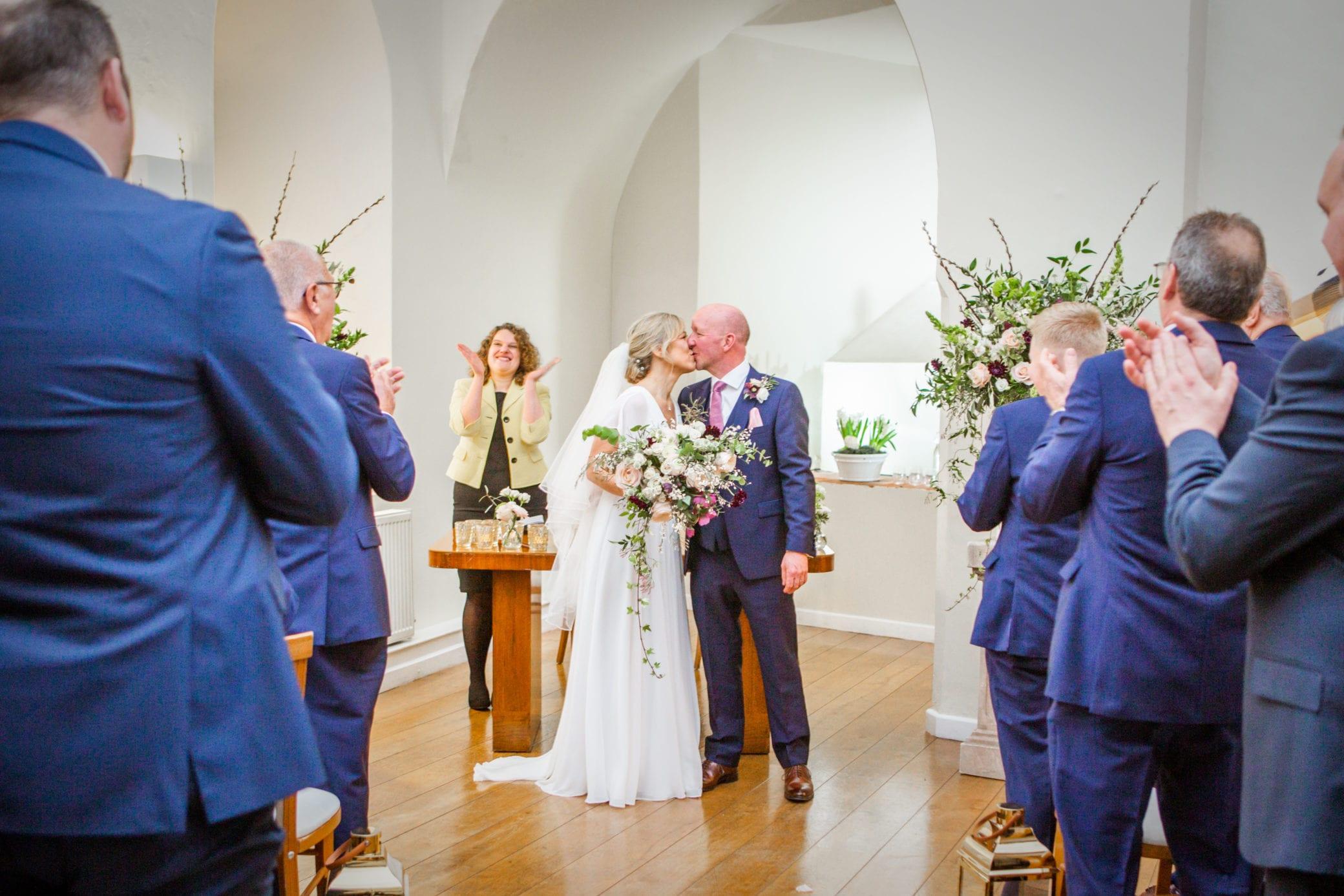 Wedding ceremony venue for older couples