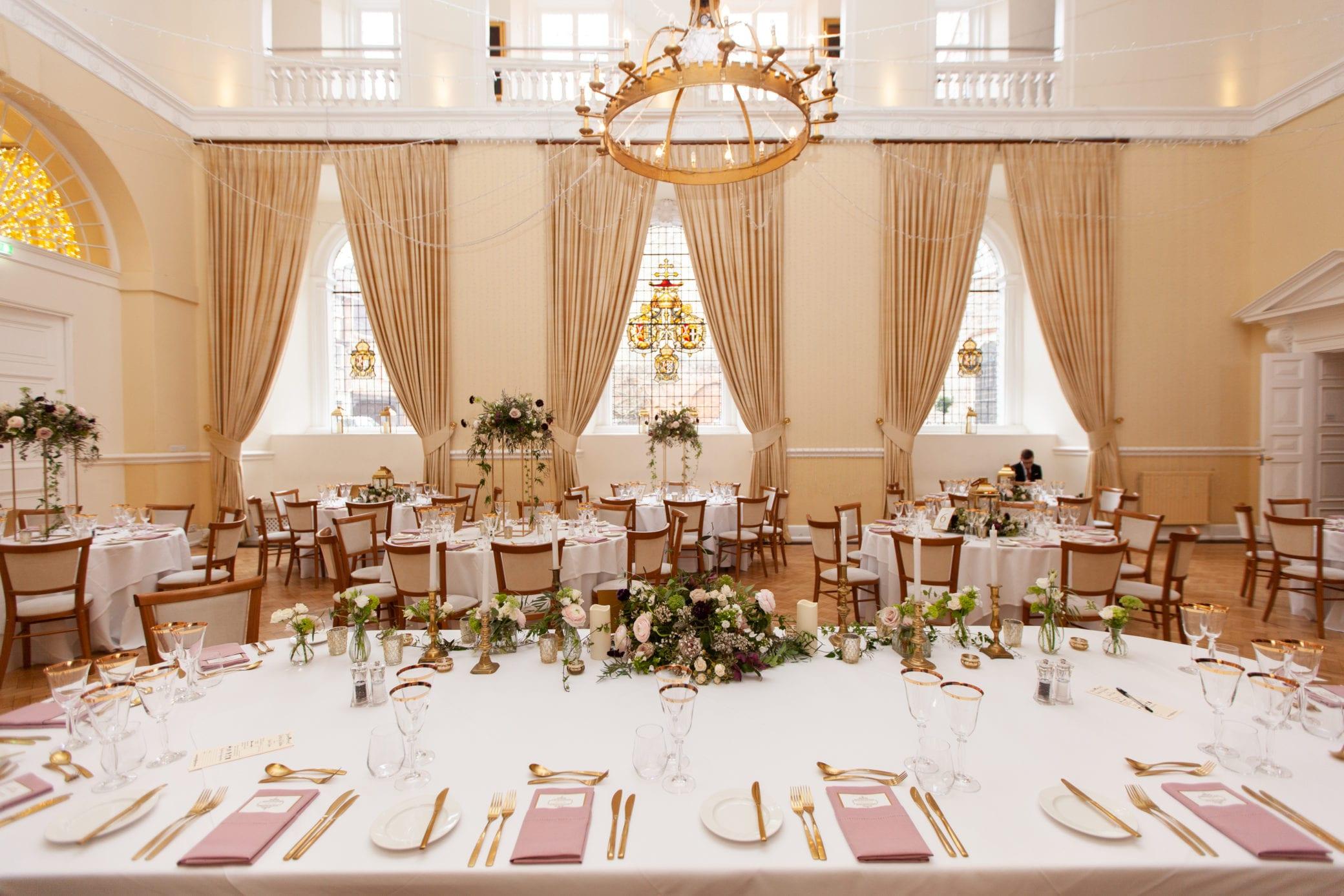 Stunning wedding reception venue in Surrey
