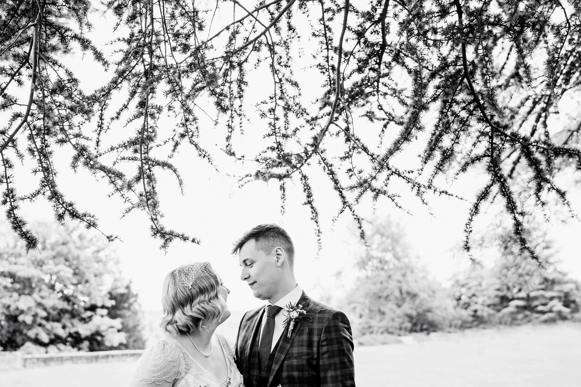 Wedding photography at Farrnham Castle in Surrey