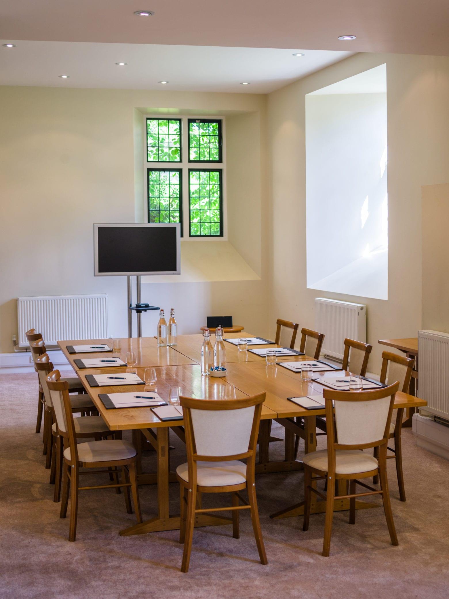 Historic meeting venue in Surrey near Hampshire