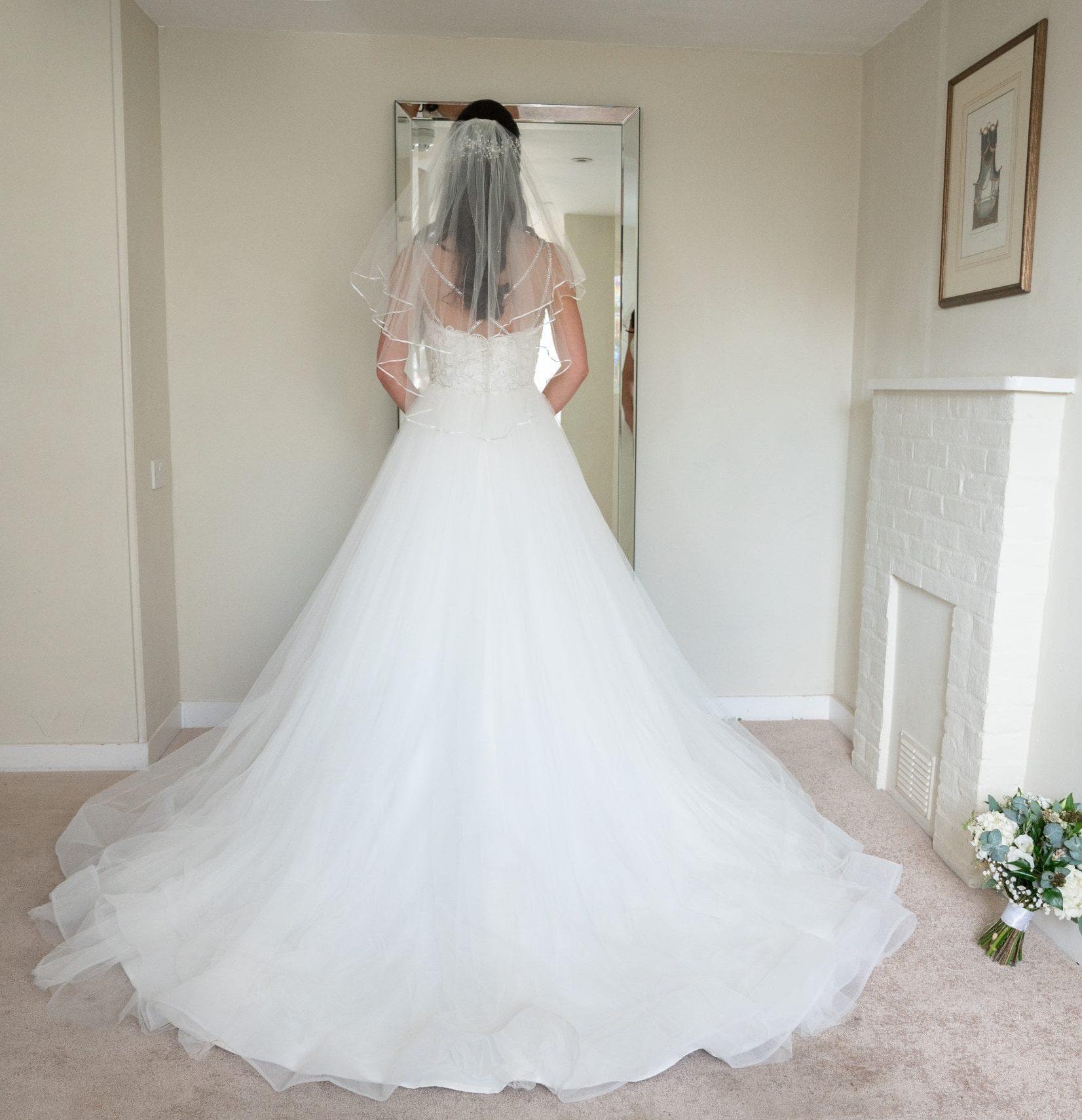 Farnham Castle offers a private bridal dressing room