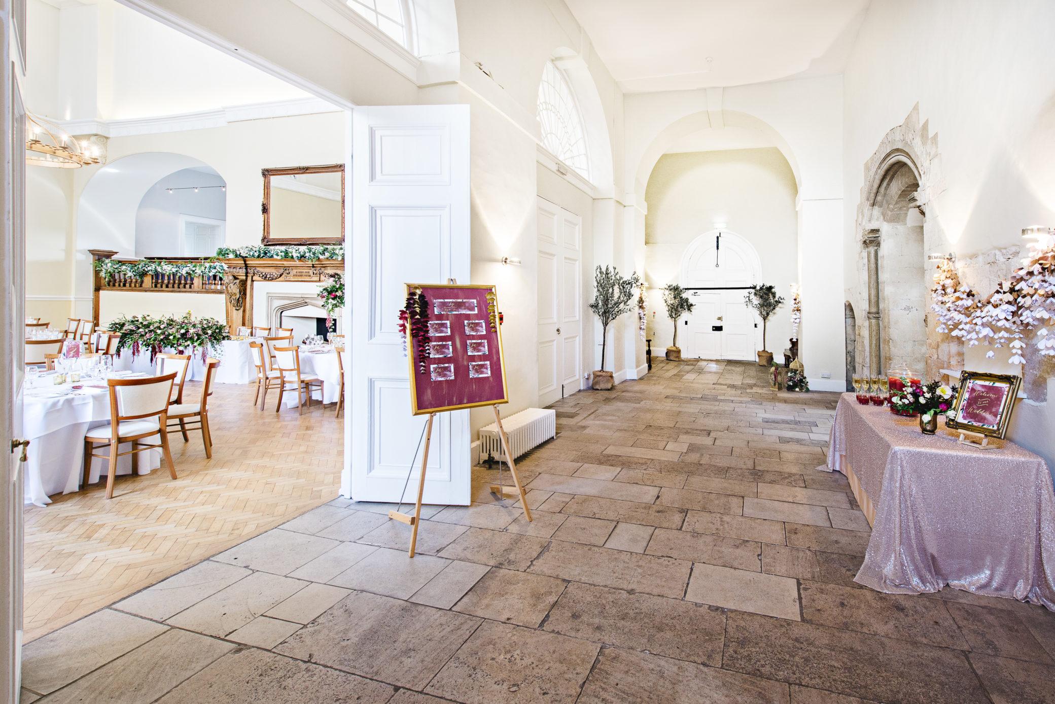 Historic venue for weddings in Surrey