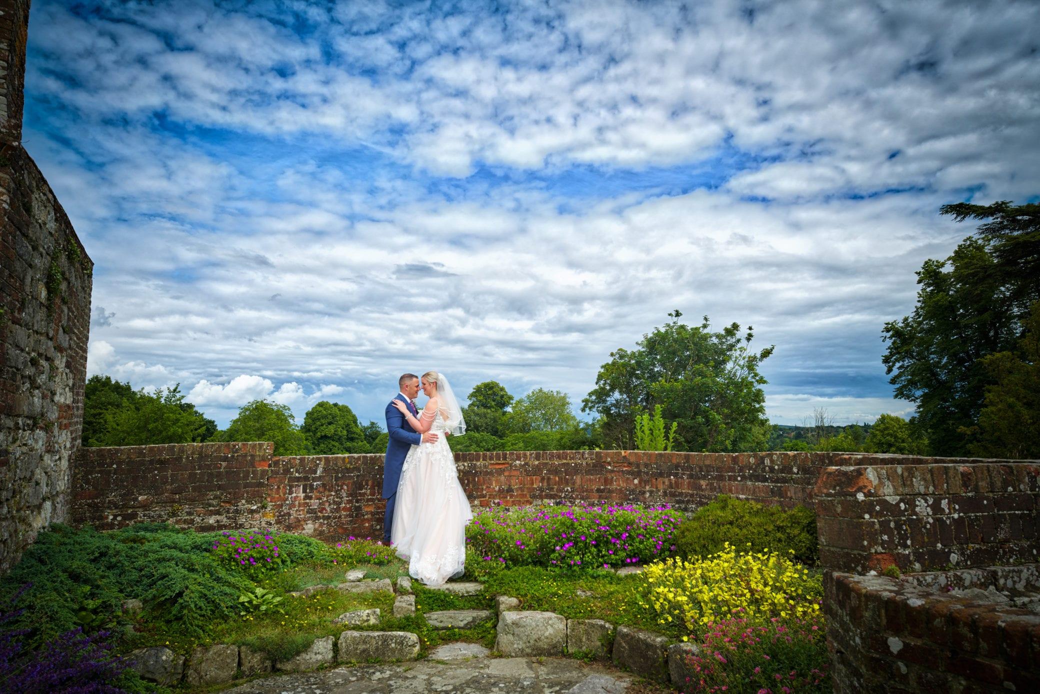 Countryside wedding venue in Farnham Surrey