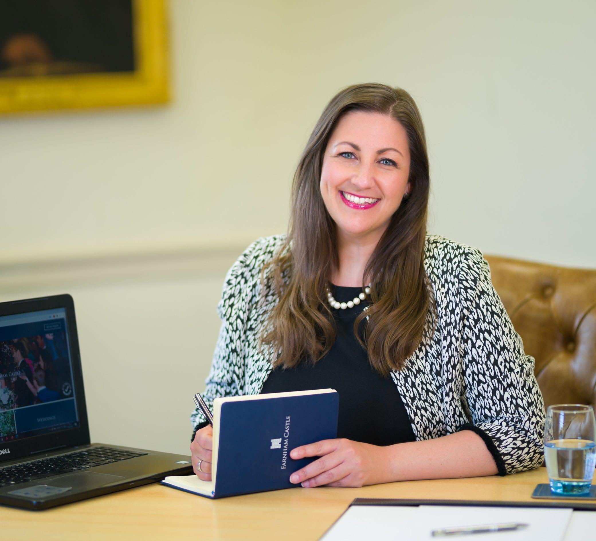 Head of Marketing at Farnham Castle in Surrey