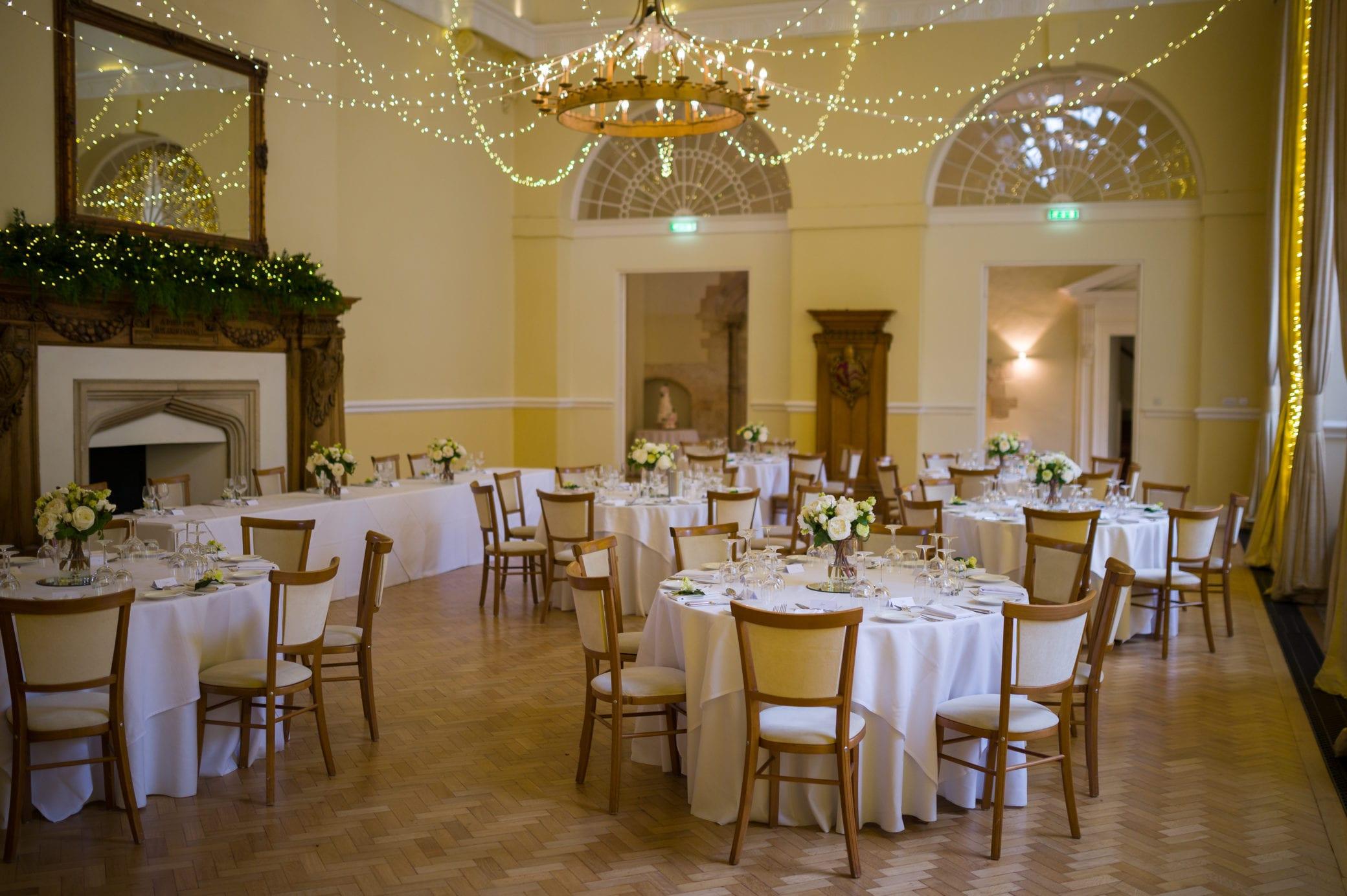 Large reception venue in Surrey