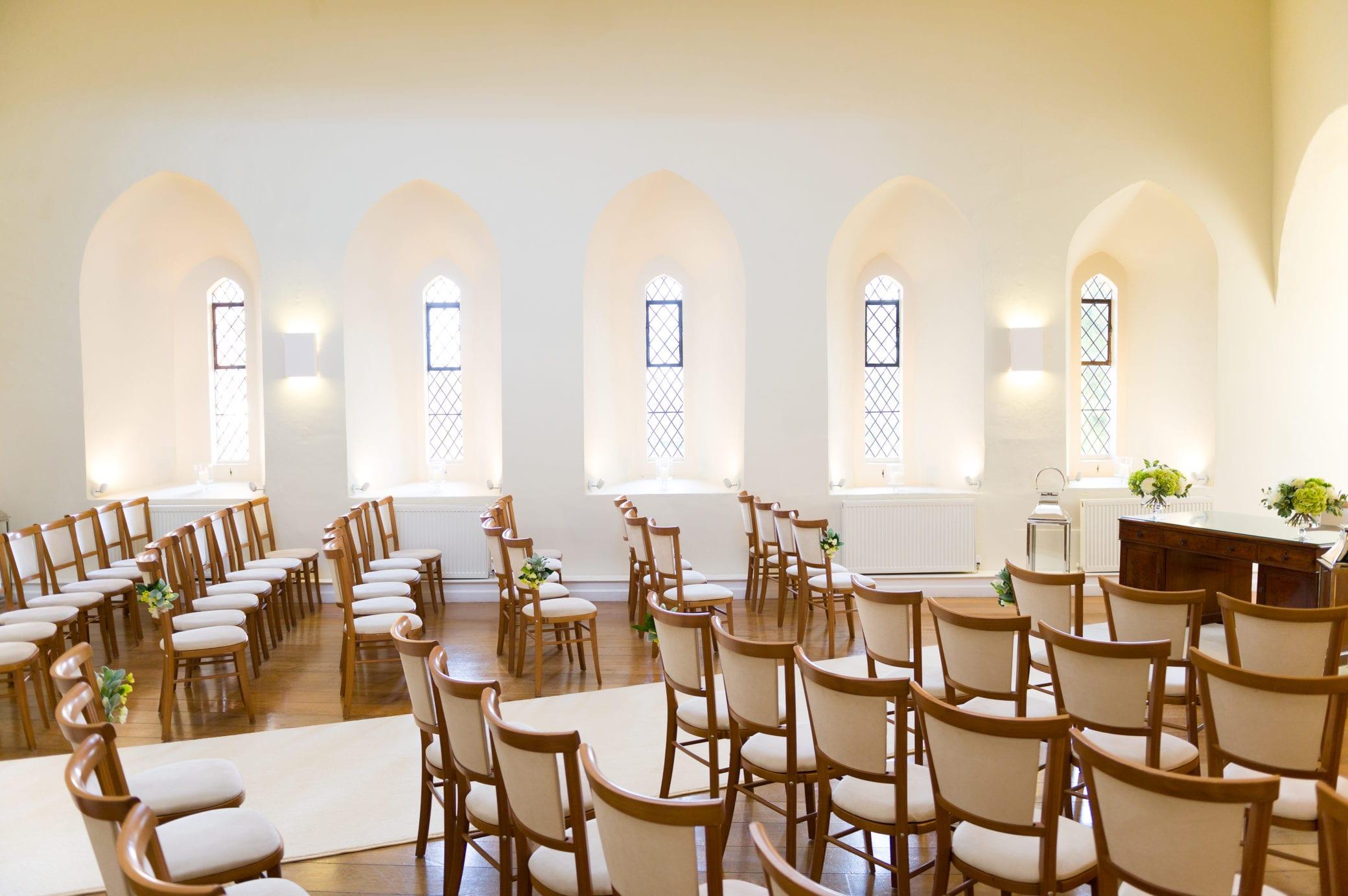 Wedding ceremony venue in Surrey