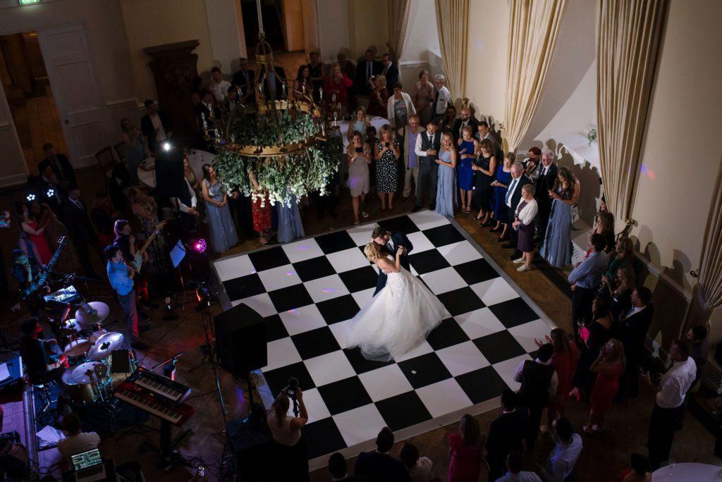 First wedding dance song